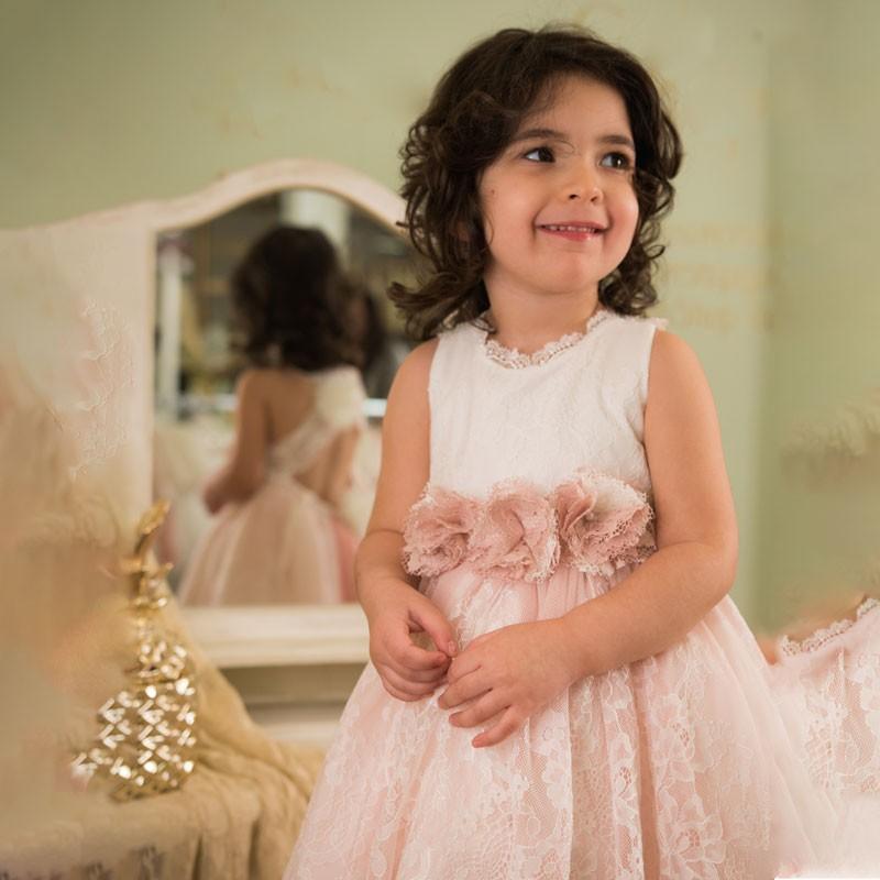 Φόρεμα Βάπτισης 852 Carousel Baby Collection