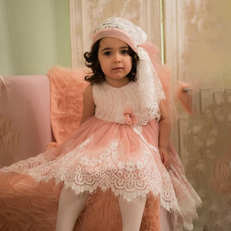 Φόρεμα Βάπτισης 862 Carousel Baby Collection