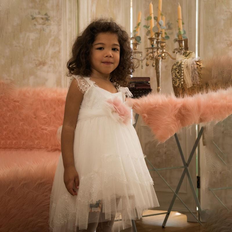 Φόρεμα Βάπτισης 870 Carousel Baby Collection
