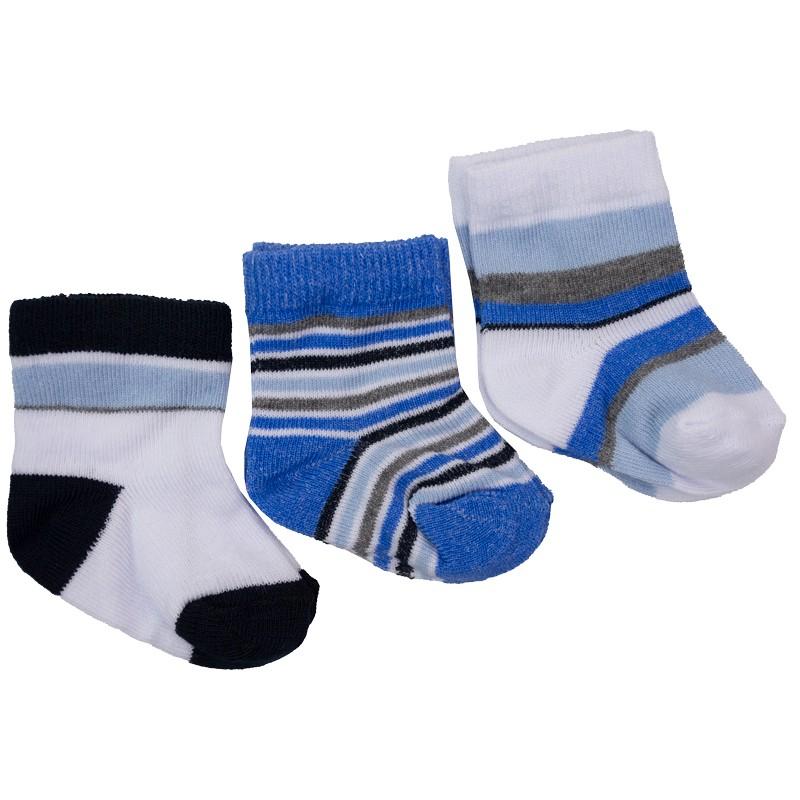 Βρεφικές κάλτσες ριγέ  1149 Νεογέννητο