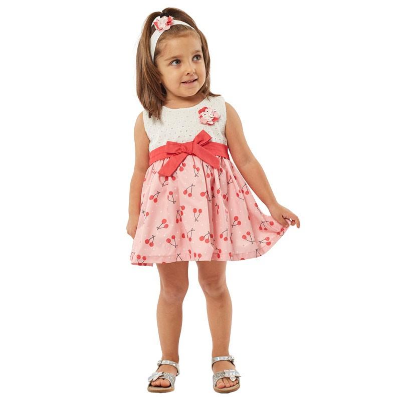 Φόρεμα 214519 Εβίτα (6-18 μηνών)