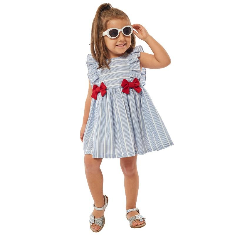 Βρεφικό φόρεμα 214530 Εβίτα (6-18 Μηνών)