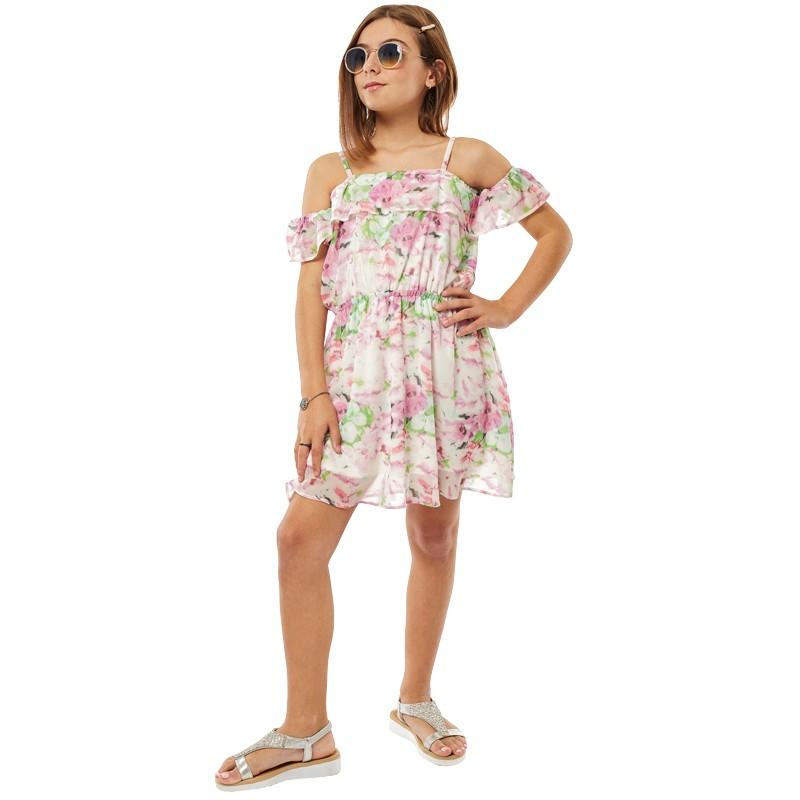 Φόρεμα 214006 Εβίτα (6-16 Ετών)