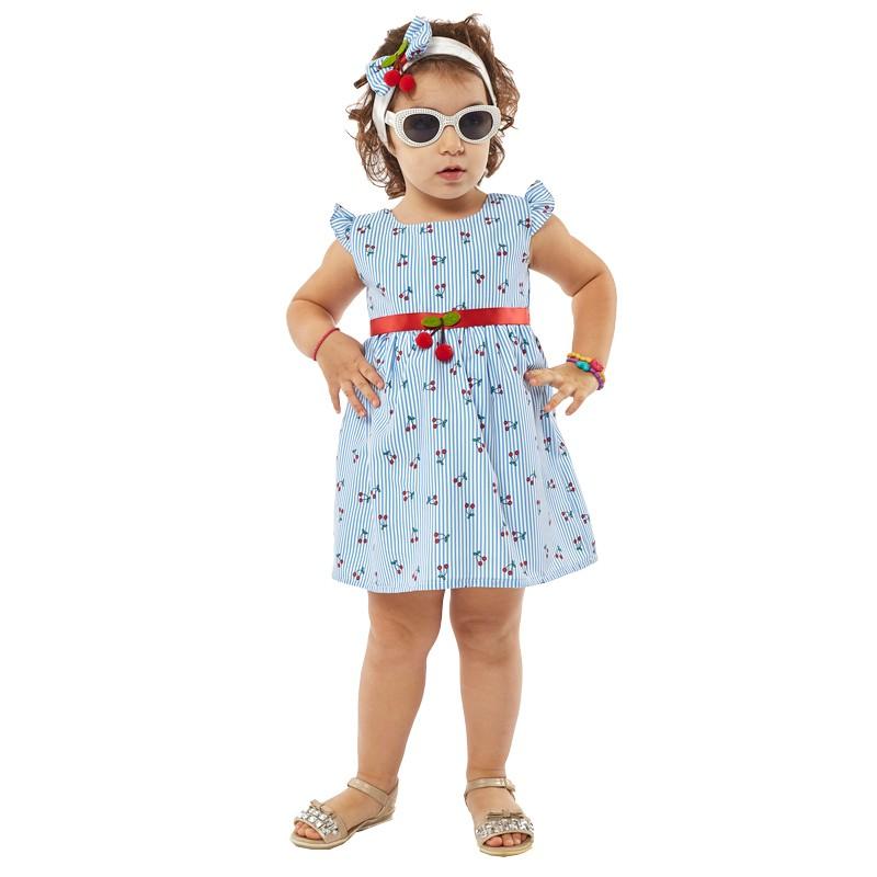 Βρεφικό φόρεμα 214506 Εβίτα ( 6-18Μηνών)