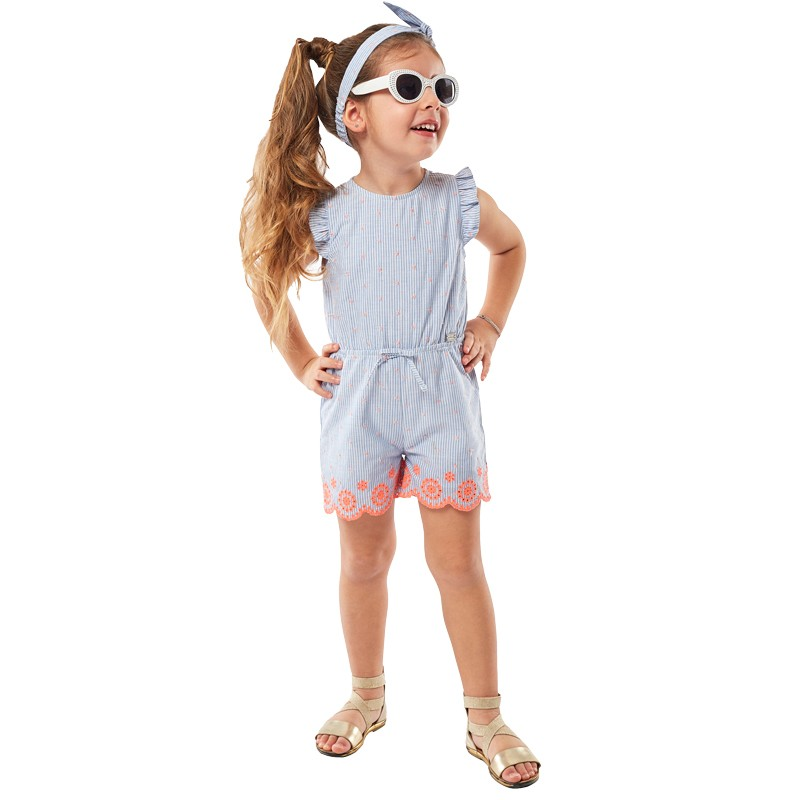 Ολόσωμο σορτς 214219 Εβίτα (1-6 ετών)
