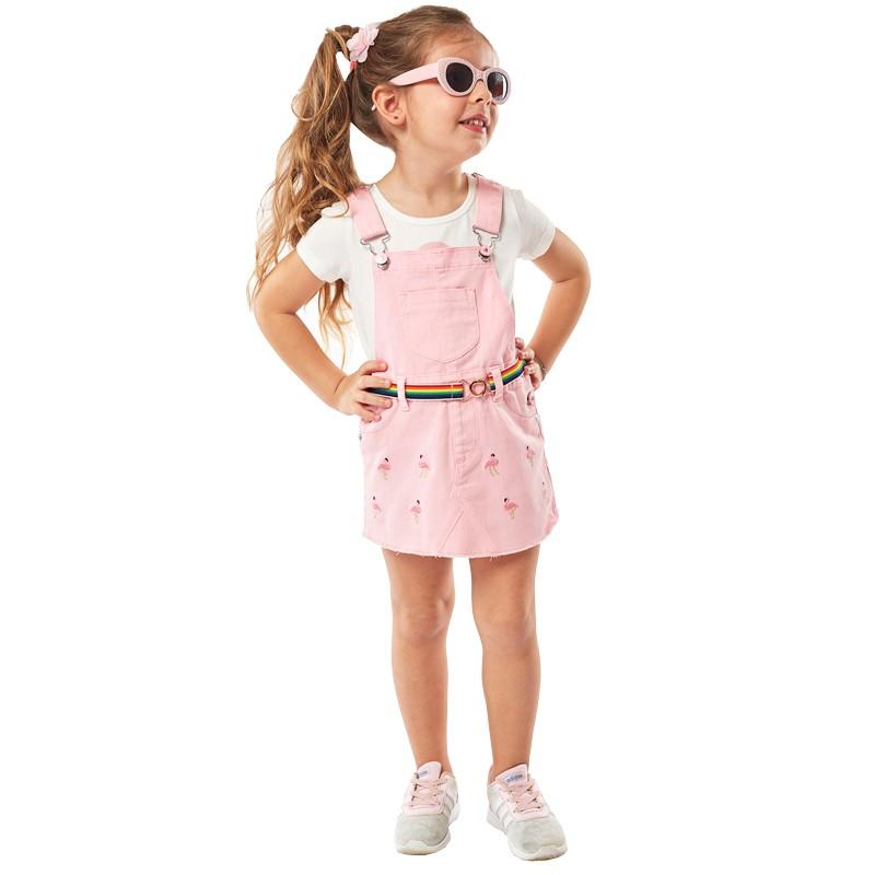 Σαλοπέτα φούστα 214201 Εβίτα (1-6 ετών)