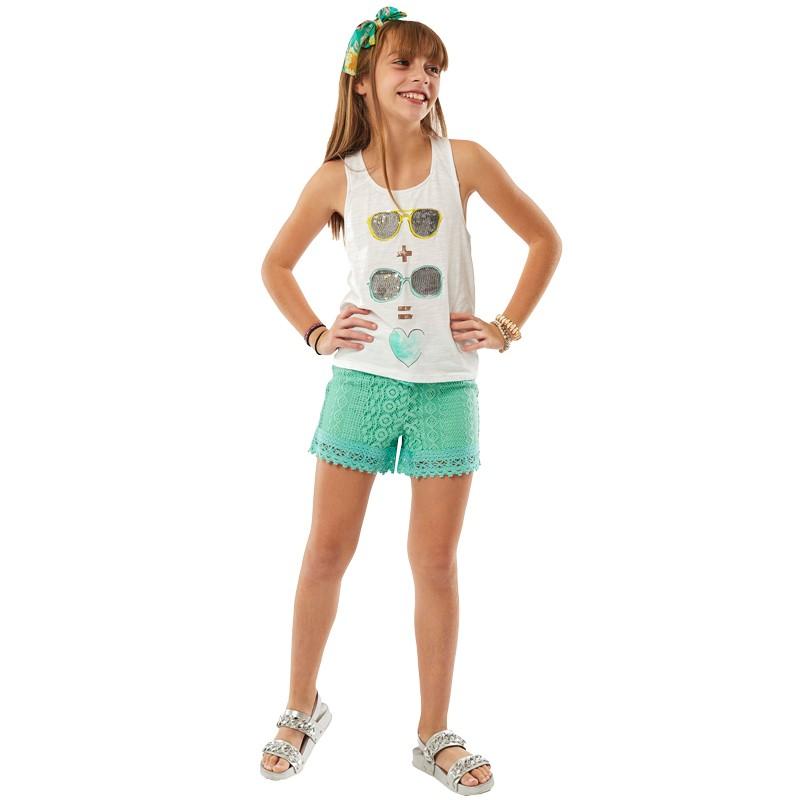 Σετ κορίτσι Εβίτα 214035 (6-16 ετών)