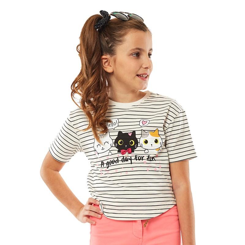 Μπλούζα 214115 Εβίτα (6-16  ετών)