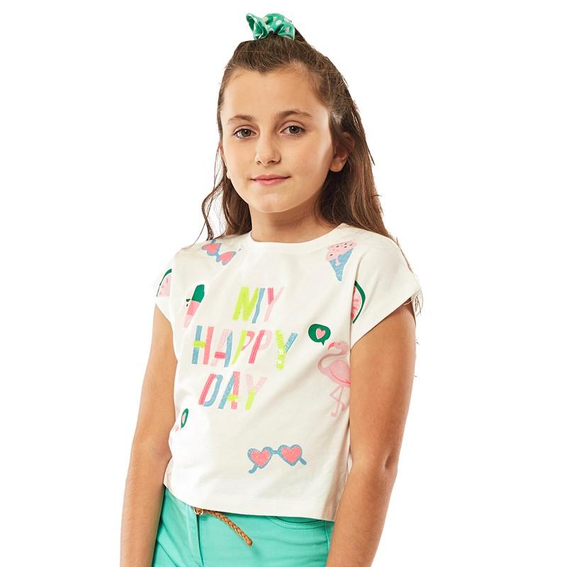 Μπλούζα 214118 Εβίτα  (6-16 ετών)