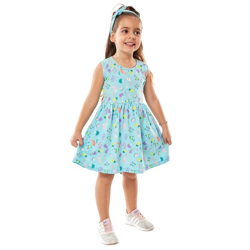 Φόρεμα 214211 Εβίτα (1-6 Ετών)