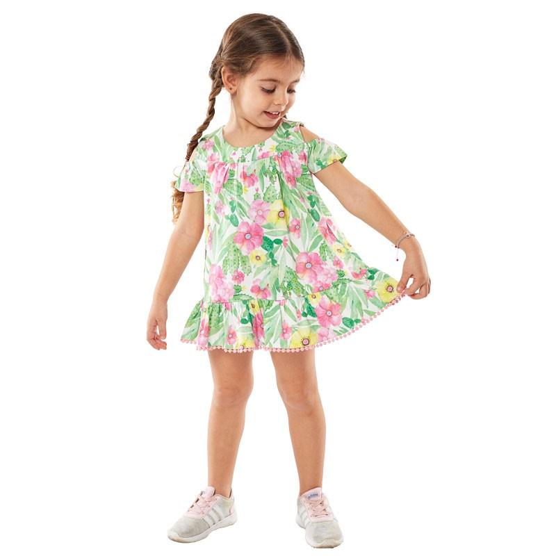 Φόρεμα 214263 Εβίτα (1-6 ετών)