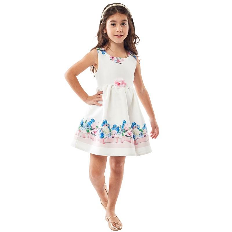 Φόρεμα 214259 Εβίτα (1-6 Ετών)