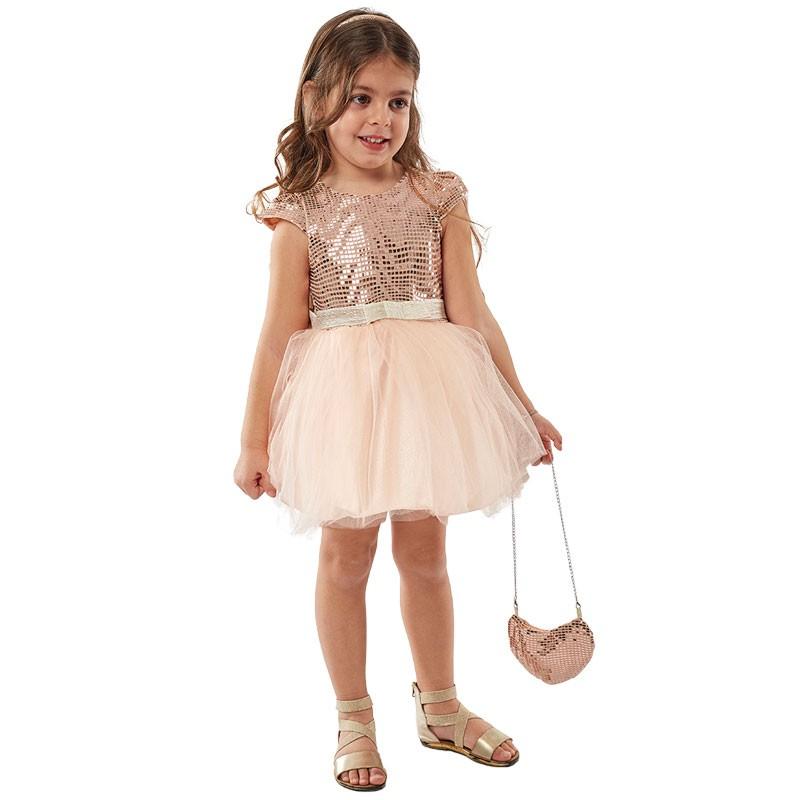 Φόρεμα 214284 Εβίτα (1-6Ετών)