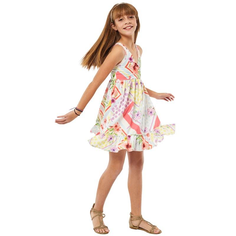 Φόρεμα 214040 Εβίτα (6-16 Ετών)