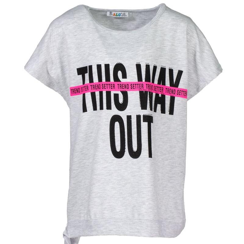 Μπλούζα 821615 κορίτσι (13-16Ετών)