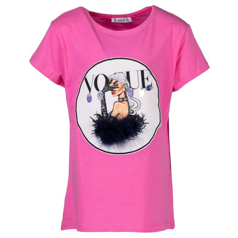 Μπλούζα 821534 κορίτσι (13-16Ετών)