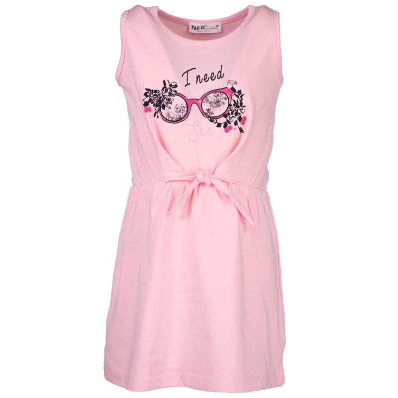 Φόρεμα 34421 Νεκ (1-6 ετών)