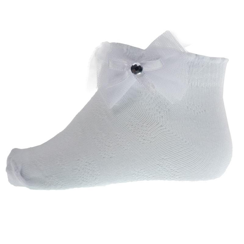 Κάλτσα κορίτσι 1349 strass (Νο 22)