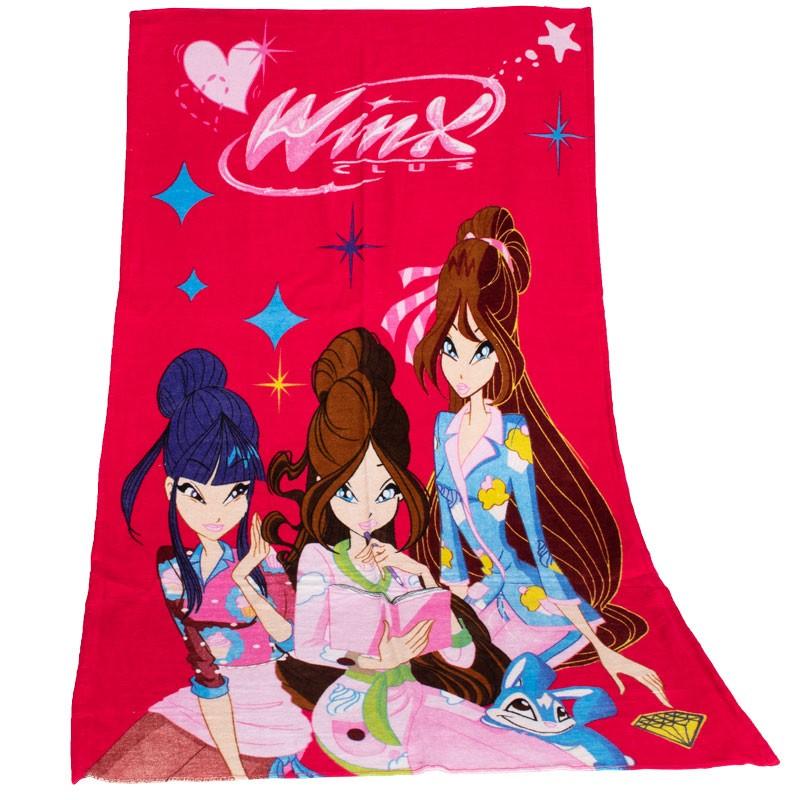 Πετσέτα θαλάσσης Winx Girls 103050