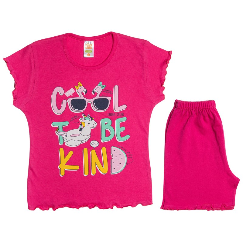 Πυτζάμα 152 κορίτσι Cool (1-10 ετών)