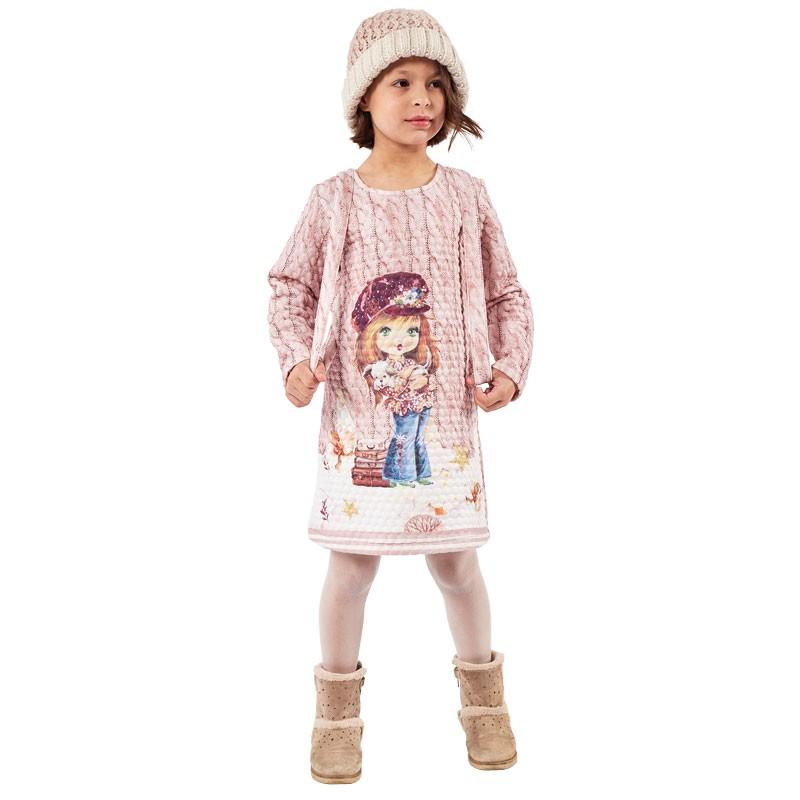 Φόρεμα 215253 Εβίτα (1-6 ετών)
