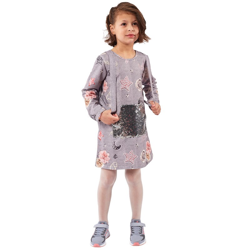 Φόρεμα 215283 Εβίτα (1-6 ετών)