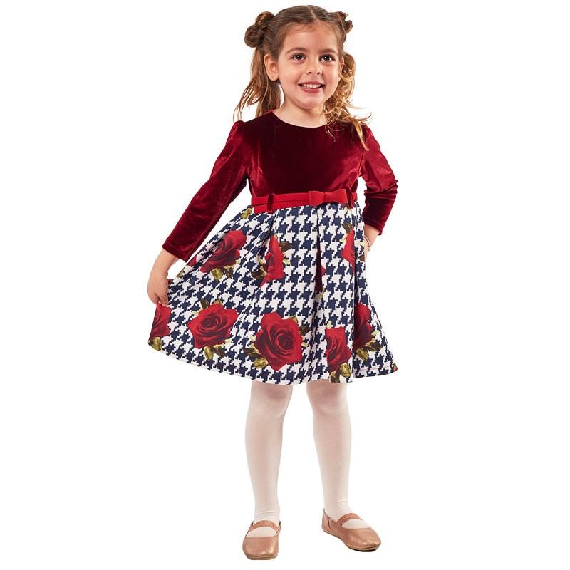 Φόρεμα 215235 Εβίτα (1-6 ετών)