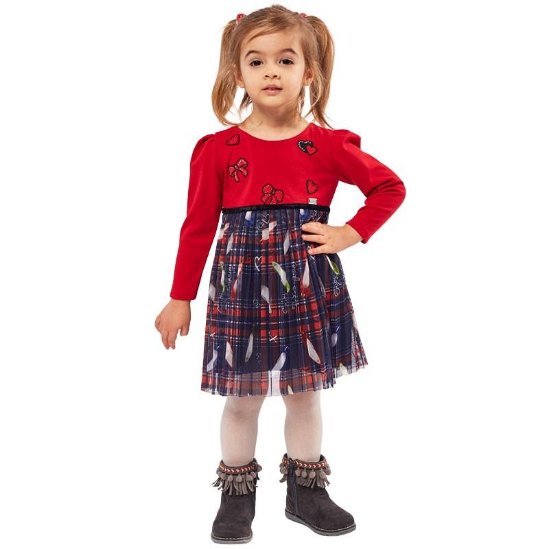 Φόρεμα 215292 Εβίτα (1-6 ετών)