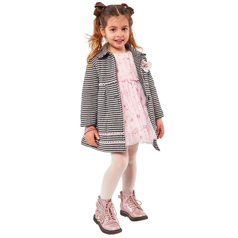 Φόρεμα με παλτό 215245 Εβίτα (1-6 ετών)