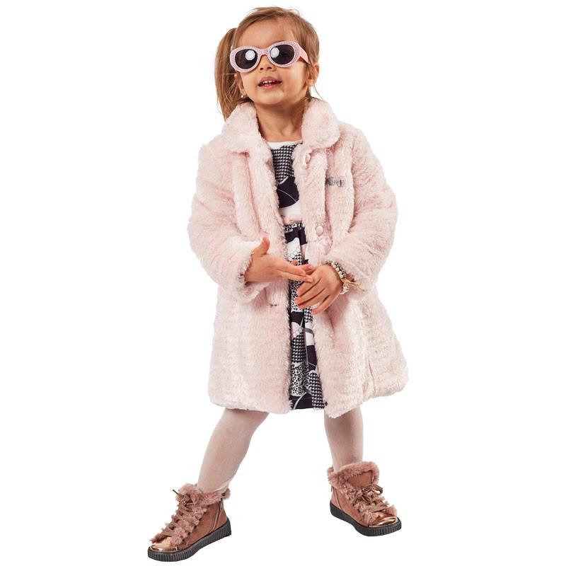 Φόρεμα με παλτό 215240 Εβίτα (1-6 ετών)