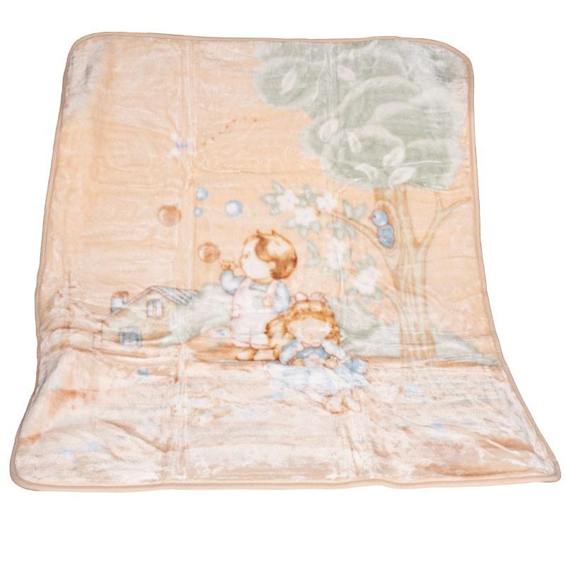 Κουβέρτα Παιδική kids (90εκ x 120εκ.) 890