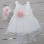 Φόρεμα Βάπτισης 21MT847 Makis Tselios Baby (12-24 Μηνών)_0