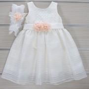 Φόρεμα Βάπτισης 21MT848 Makis Tselios Baby (12-24 Μηνών)_0