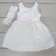 Φόρεμα Βάπτισης 21MT850 Makis Tselios Baby (12-24 Μηνών)_0