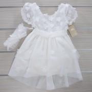 Φόρεμα Βάπτισης 21MT17 Makis Tselios Baby (12-24 Μηνών)_0