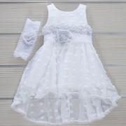 Φόρεμα Βάπτισης 21MT853 Makis Tselios Baby (12-24 Μηνών)_0