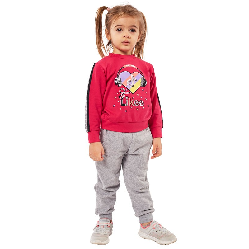 Σετ φόρμα 215221 Εβίτα (1-6 ετών)