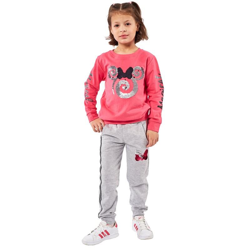 Σετ φόρμα 215233 Εβίτα (1-6 ετών)