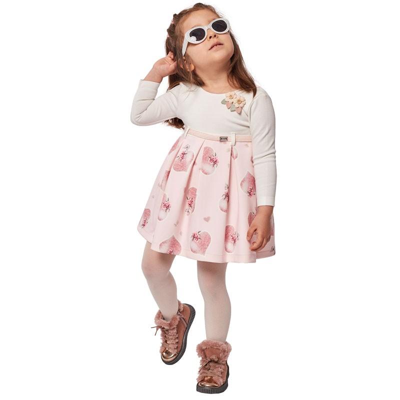 Βρεφικό φόρεμα 215537 Εβίτα (6-18 μηνών)