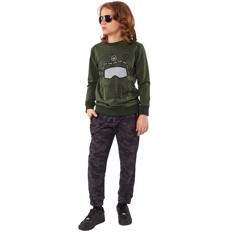 Μπλούζα 215754 Hashtag (6-16 ετών)
