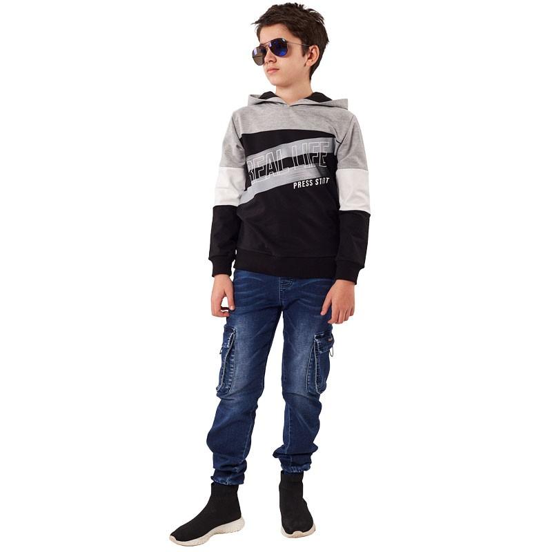 Μπλούζα 215757 Hashtag (6-16 ετών)