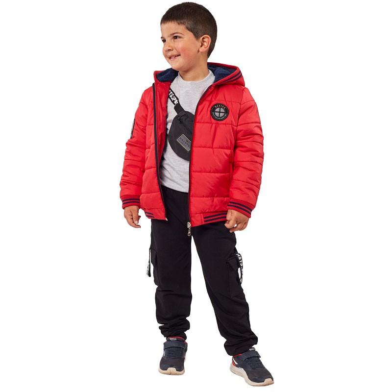 Μπουφάν 215834 Hashtag (1-6 ετών)