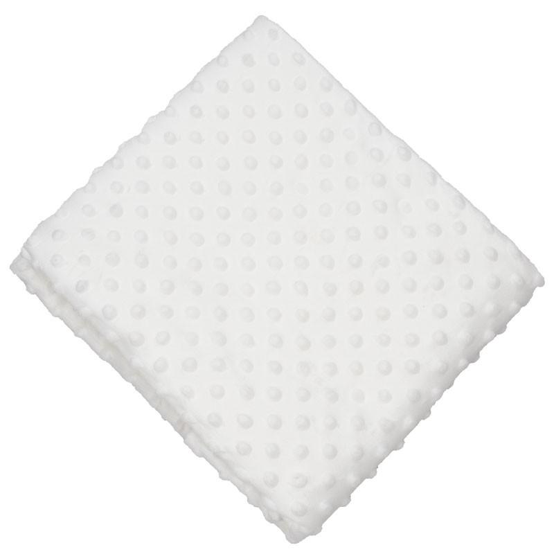 Κουβέρτα αγκαλιάς 13234 dots (100x90εκ.)