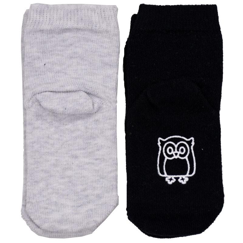 Βρεφικές κάλτσες 2τμχ 68263 owl (Νο 18-27)