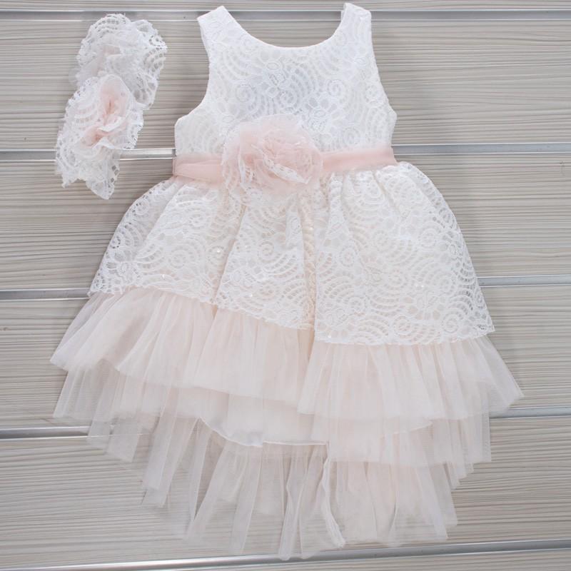 Φόρεμα Βάπτισης 21MT835 Makis Tselios Baby (12-24 Μηνών)