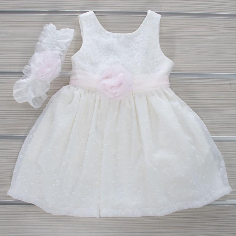 Φόρεμα Βάπτισης 21MT850 Makis Tselios Baby (12-24 Μηνών)