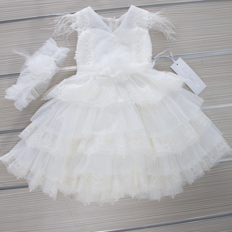 Φόρεμα Βάπτισης GL29 Guy Laroche (12-24 Μηνών)