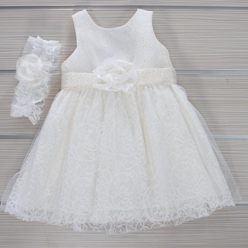 Φόρεμα Βάπτισης 21MT851 Makis Tselios Baby (12-24 Μηνών)