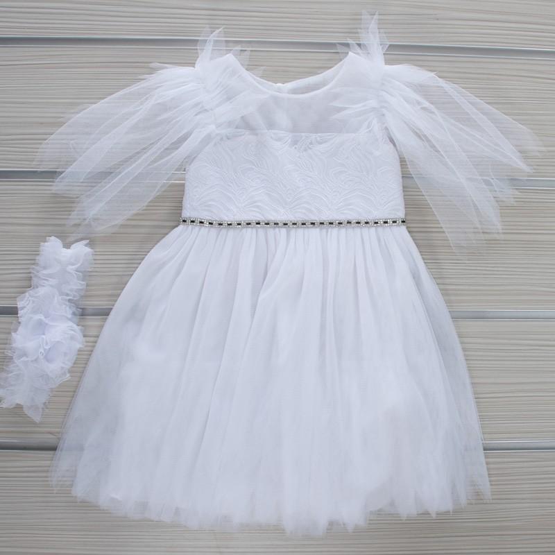 Φόρεμα Βάπτισης GL26 Guy Laroche (12-24 Μηνών)