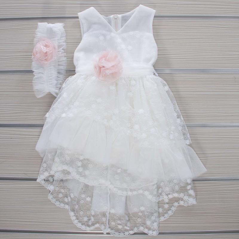 Φόρεμα Βάπτισης GL31 Guy Laroche (12-24 Μηνών)